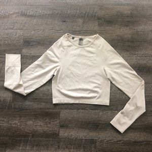 Gymshark Seamless Long sleeve Crop
